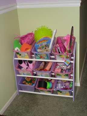 toy storage bins