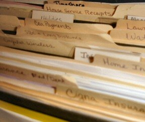 Home Filing System
